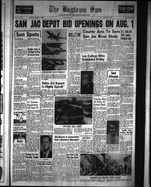 The Baytown Sun (Baytown, Tex.), Vol. 40, No. 232, Ed. 1 Tuesday, May 31, 1960