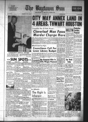 The Baytown Sun (Baytown, Tex.), Vol. 40, No. 311, Ed. 1 Thursday, August 22, 1963