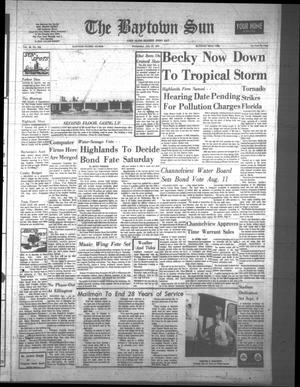 The Baytown Sun (Baytown, Tex.), Vol. 48, No. 258, Ed. 1 Wednesday, July 22, 1970