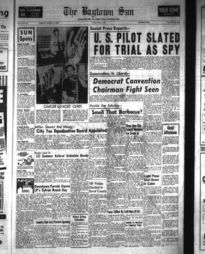 The Baytown Sun (Baytown, Tex.), Vol. 40, No. 216, Ed. 1 Thursday, May 12, 1960