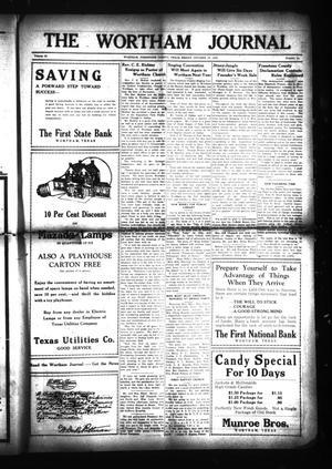 The Wortham Journal (Wortham, Tex.), Vol. 32, No. 24, Ed. 1 Friday, October 10, 1930