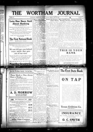 The Wortham Journal (Wortham, Tex.), Vol. 31, No. 2, Ed. 1 Friday, May 10, 1929