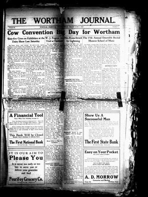 The Wortham Journal. (Wortham, Tex.), Vol. 30, No. 5, Ed. 1 Friday, June 1, 1928