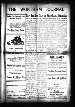 The Wortham Journal (Wortham, Tex.), Vol. 32, No. 29, Ed. 1 Friday, November 14, 1930