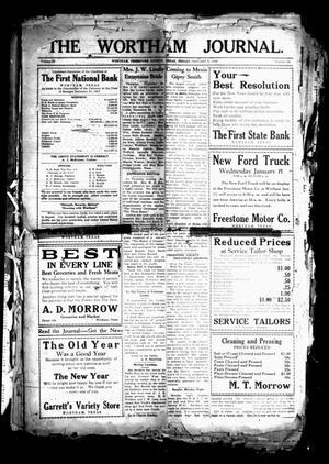 The Wortham Journal. (Wortham, Tex.), Vol. 29, No. 36, Ed. 1 Friday, January 6, 1928