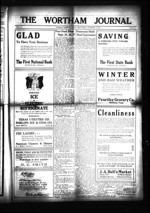 The Wortham Journal (Wortham, Tex.), Vol. 32, No. 20, Ed. 1 Friday, September 12, 1930