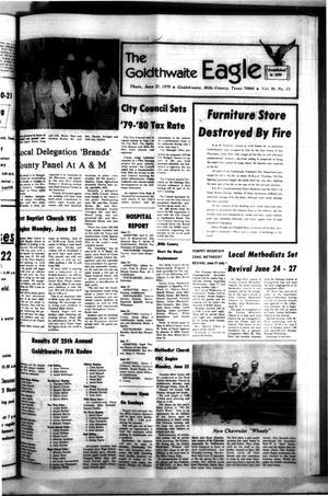 The Goldthwaite Eagle (Goldthwaite, Tex.), Vol. 86, No. 11, Ed. 1 Thursday, June 21, 1979