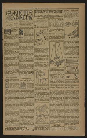 The Lampasas Daily Leader. (Lampasas, Tex.), Vol. [13], No. [6], Ed. 1 Sunday, March 12, 1916