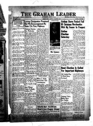 The Graham Leader (Graham, Tex.), Vol. 65, No. 17, Ed. 1 Thursday, December 5, 1940