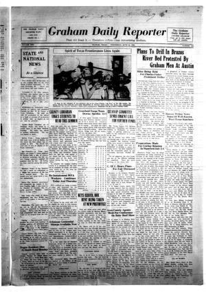 Graham Daily Reporter (Graham, Tex.), Vol. 2, No. 249, Ed. 1 Wednesday, June 24, 1936
