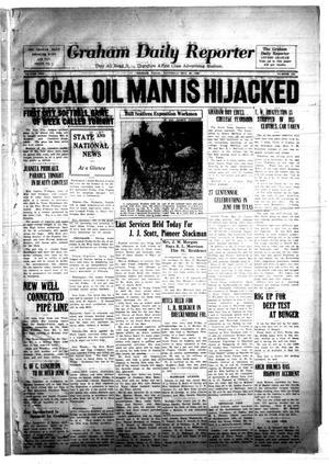 Graham Daily Reporter (Graham, Tex.), Vol. 2, No. 228, Ed. 1 Saturday, May 30, 1936