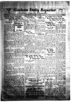 Graham Daily Reporter (Graham, Tex.), Vol. 2, No. 116, Ed. 1 Tuesday, January 21, 1936