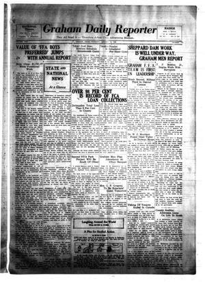 Graham Daily Reporter (Graham, Tex.), Vol. 2, No. 112, Ed. 1 Thursday, January 16, 1936