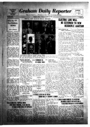 Graham Daily Reporter (Graham, Tex.), Vol. 2, No. 190, Ed. 1 Thursday, April 16, 1936