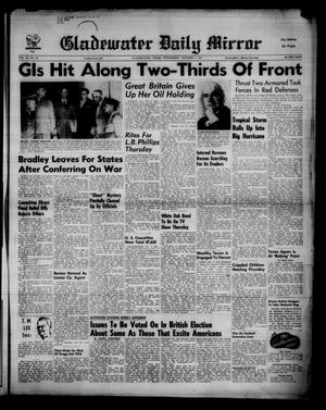 Gladewater Daily Mirror (Gladewater, Tex.), Vol. 3, No. 65, Ed. 1 Wednesday, October 3, 1951