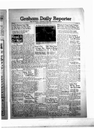 Primary view of object titled 'Graham Daily Reporter (Graham, Tex.), Vol. 5, No. 253, Ed. 1 Saturday, June 24, 1939'.