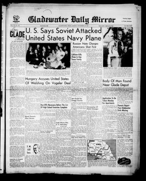 Gladewater Daily Mirror (Gladewater, Tex.), Vol. 3, No. 109, Ed. 1 Sunday, November 25, 1951