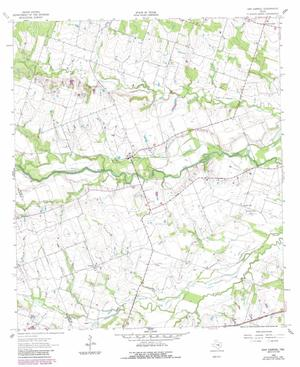 Primary view of object titled 'San Gabriel Quadrangle'.