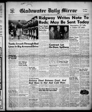 Gladewater Daily Mirror (Gladewater, Tex.), Vol. 3, No. 55, Ed. 1 Friday, September 21, 1951