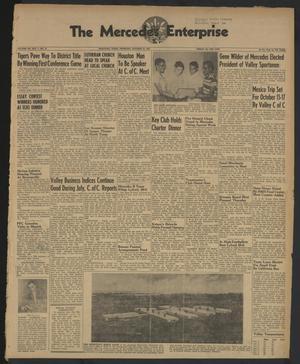 The Mercedes Enterprise (Mercedes, Tex.), Vol. 45, No. 41, Ed. 1 Thursday, October 10, 1957