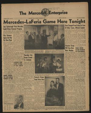 The Mercedes Enterprise (Mercedes, Tex.), Vol. 45, No. 45, Ed. 1 Thursday, November 7, 1957