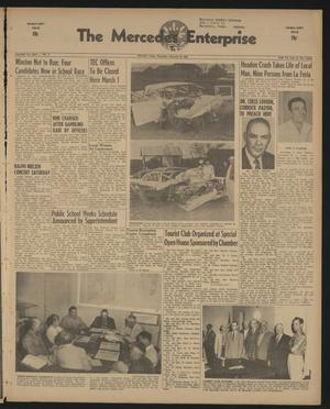 The Mercedes Enterprise (Mercedes, Tex.), Vol. 44, No. 8, Ed. 1 Thursday, February 19, 1959