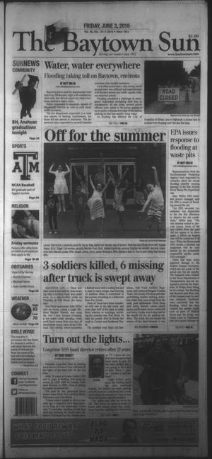 The Baytown Sun (Baytown, Tex ), Vol  96, No  111, Ed  1