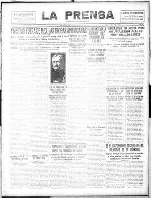 La Prensa (San Antonio, Tex.), Vol. 4, No. 824, Ed. 1 Tuesday, February 6, 1917, La Prensa