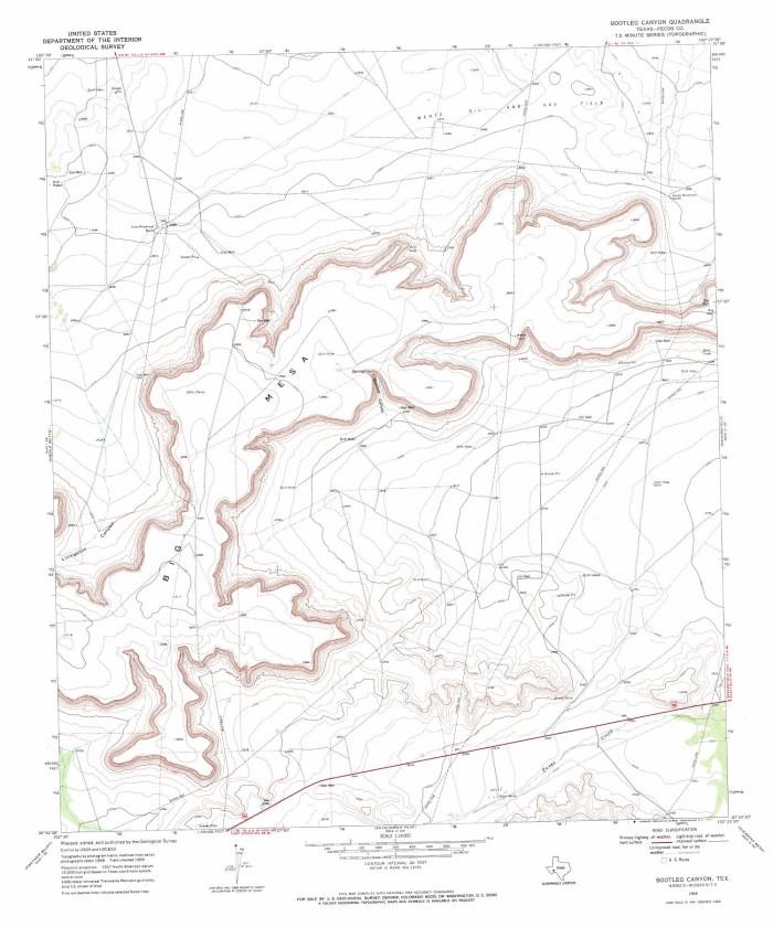 Bootleg Canyon Mountain Biking Map Bootleg Canyon Quadrangle Map