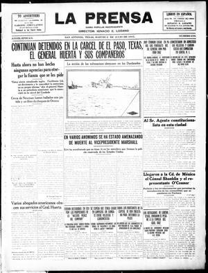 La Prensa (San Antonio, Tex.), Vol. 3, No. 239, Ed. 1 Tuesday, July 6, 1915