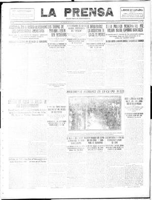 La Prensa (San Antonio, Tex.), Vol. 4, No. 729, Ed. 1 Tuesday, November 14, 1916