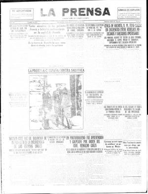 La Prensa (San Antonio, Tex.), Vol. 3, No. 437, Ed. 1 Thursday, January 20, 1916