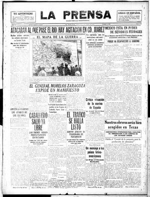 La Prensa (San Antonio, Tex.), Vol. 6, No. 1136, Ed. 1 Sunday, March 31, 1918, La Prensa