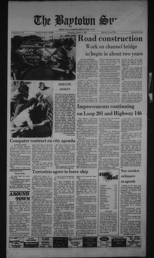 The Baytown Sun (Baytown, Tex.), Vol. 63, No. 293, Ed. 1 Wednesday, October 9, 1985