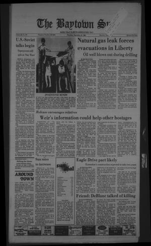 The Baytown Sun (Baytown, Tex.), Vol. 63, No. 276, Ed. 1 Thursday, September 19, 1985