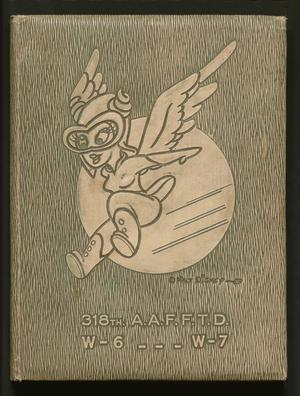 Avenger Field Yearbook, Classes 43-W-6 and 43-W-7