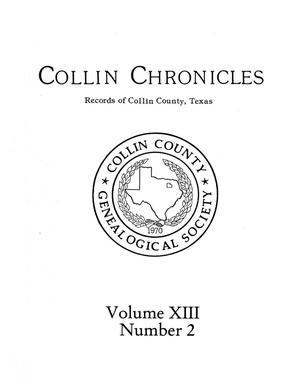 Collin Chronicles, Volume 13, Number 2, Winter 1993