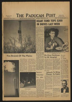 The Paducah Post (Paducah, Tex.), Vol. 58, No. 49, Ed. 1 Thursday, February 25, 1965