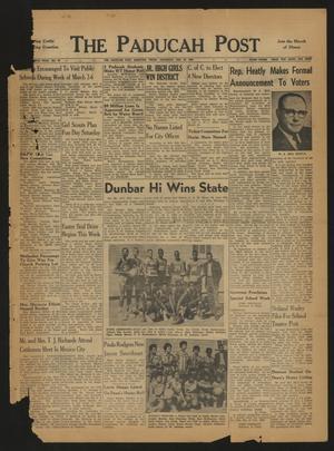 The Paducah Post (Paducah, Tex.), Vol. 57, No. 49, Ed. 1 Thursday, February 27, 1964