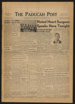The Paducah Post (Paducah, Tex.), Vol. 59, No. 49, Ed. 1 Thursday, February 24, 1966