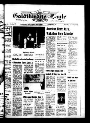 The Goldthwaite Eagle (Goldthwaite, Tex.), Vol. 82, No. 10, Ed. 1 Thursday, June 12, 1975