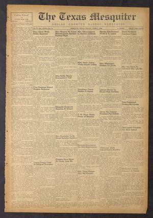 The Texas Mesquiter (Mesquite, Tex.), Vol. 66, No. 51, Ed. 1 Friday, June 3, 1949