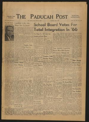 The Paducah Post (Paducah, Tex.), Vol. 59, No. 48, Ed. 1 Thursday, February 17, 1966