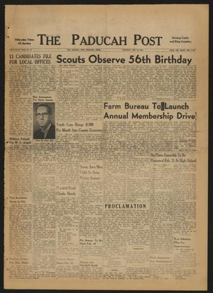 The Paducah Post (Paducah, Tex.), Vol. 59, No. 47, Ed. 1 Thursday, February 10, 1966