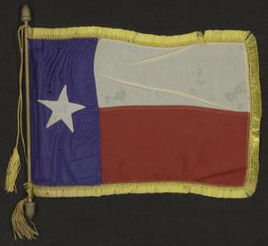 [Texas Flag]