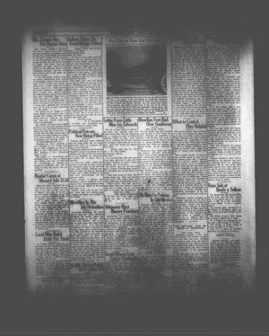 Primary view of The Rocksprings Record and Edwards County Leader (Rocksprings, Tex.), Vol. 17, No. [32], Ed. 1 Friday, July 12, 1935