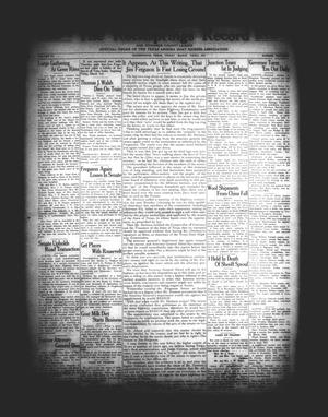 The Rocksprings Record and Edwards County Leader (Rocksprings, Tex.), Vol. 15, No. 13, Ed. 1 Friday, March 3, 1933