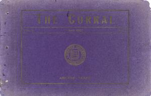 Primary view of object titled 'The Corral, Volume 2, Number 9, May 1907'.