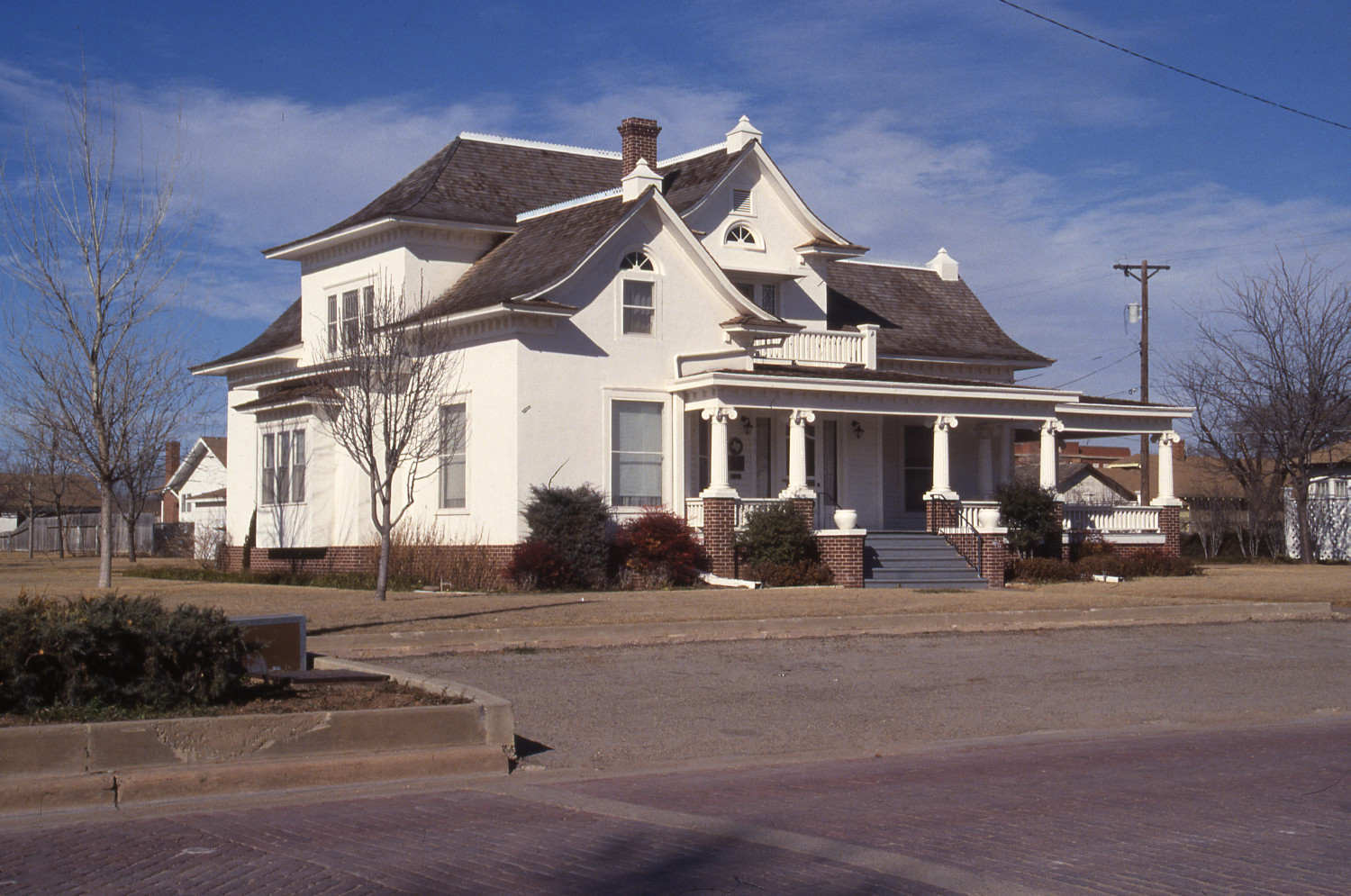 [E. B. Black House, Part of Deaf Smith County Museum]                                                                                                      [Sequence #]: 1 of 1