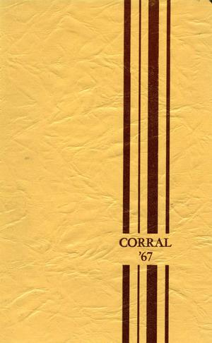 Primary view of object titled 'The Corral, 1967'.